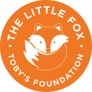 The little fox circle logo